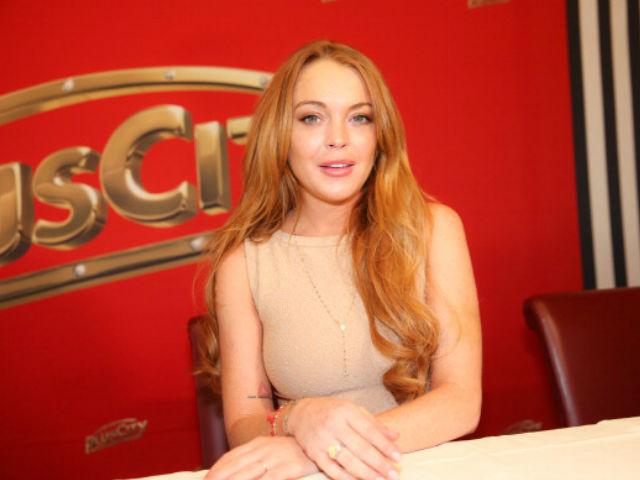 Lindsay Lohan cobra 40 mil dólares por entrevista