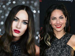 Megan Fox reacciona ante su parecido con Bárbara Mori