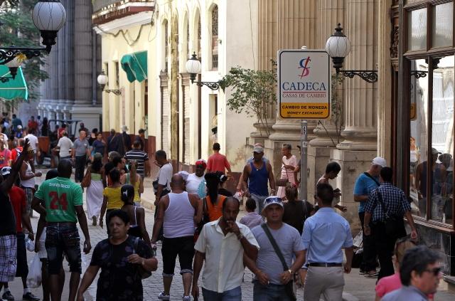 Turismo internacional baja en junio 1.4% en Cuba
