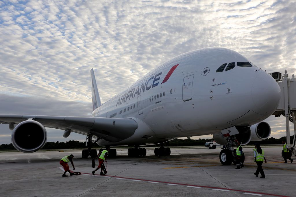 Venezuela niega deudas con aerolíneas internacionales
