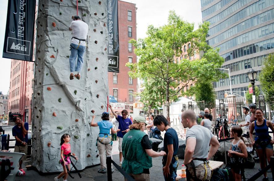 Tres sábados con 7 millas de Manhattan sólo para peatones