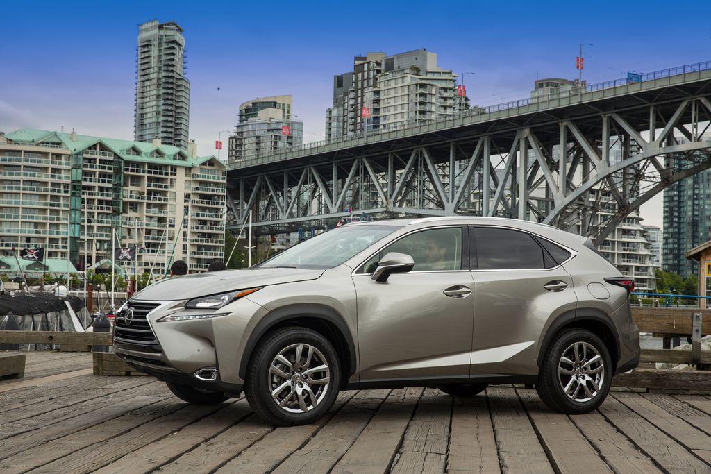 Lexus lanza al mercado el NX, un nuevo y exótico SUV