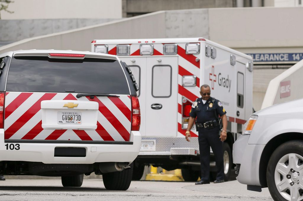 Internado en Atlanta estadounidense contagiado con ébola en África