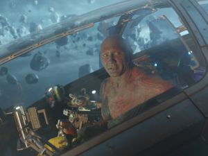 'Guardians of the Galaxy' bate récords de taquilla