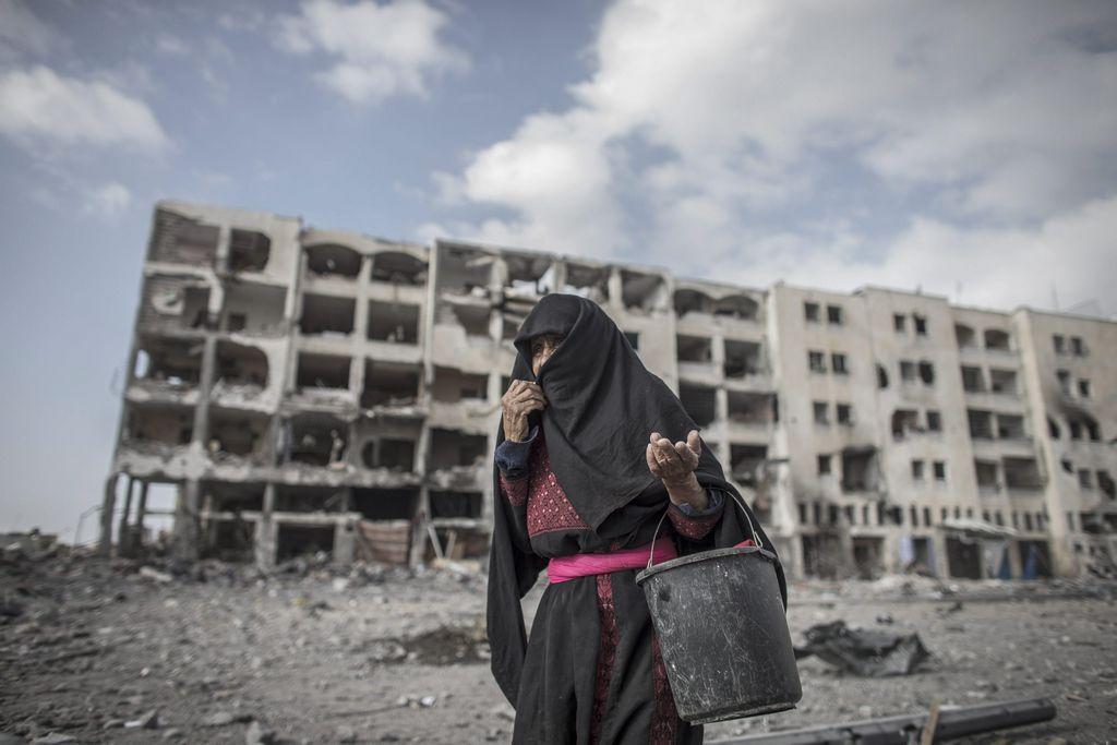 Ataque en escuela de la ONU en Gaza deja 10 muertos