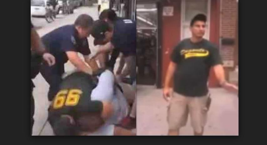 Testigo confirma que Pantaleo sí le aplicó llave de estrangulamiento a Garner