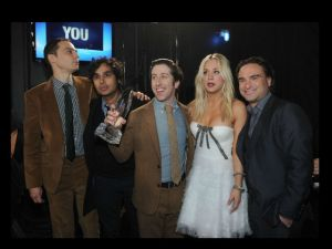 Actores de The Big Bang Theory, cobran un millón de dólares por capítulo