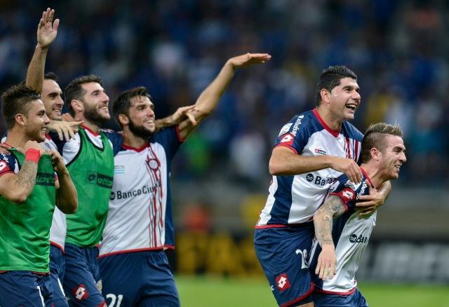 Nacional y  San Lorenzo abren la final de Copa