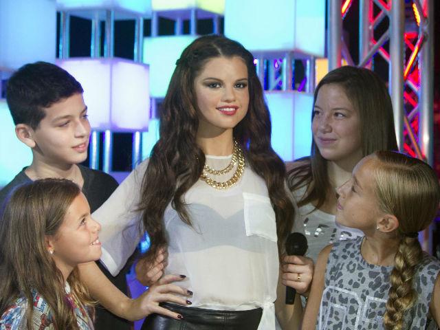 Selena Gómez ya tiene su figura de cera en Nueva York