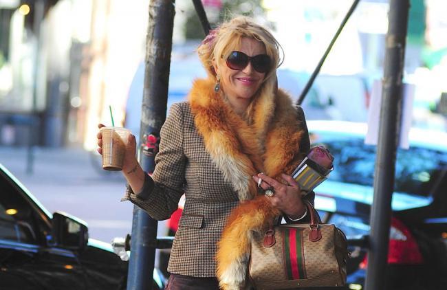 Courtney Love gastó 27 millones de dólares del 'dinero de Nirvana'
