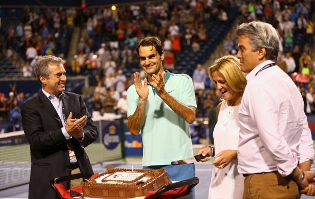 A  Federer ya se le olvidó cómo ganar