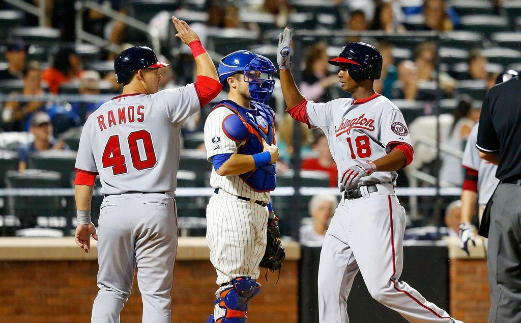 Paliza de Washington a Mets con buena labor de Fister
