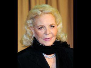 Muere la actriz Lauren Bacall a los 89 años