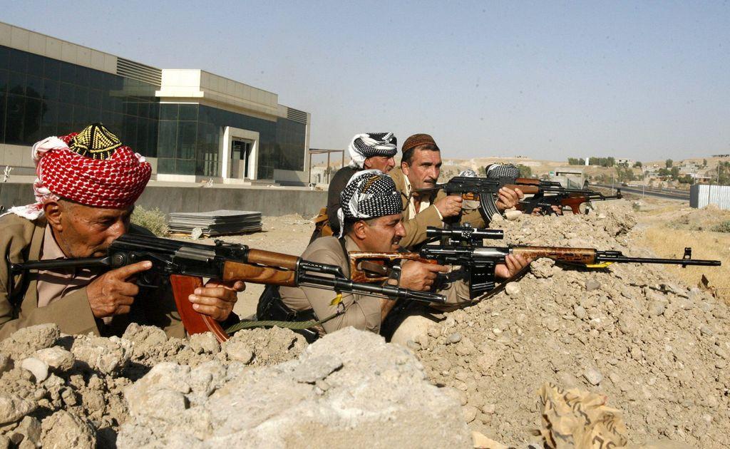 EEUU quiere evitar un atolladero en Irak