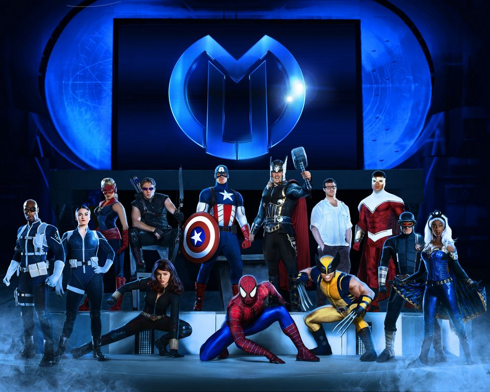 Marvel Universe LIVE! en NYC