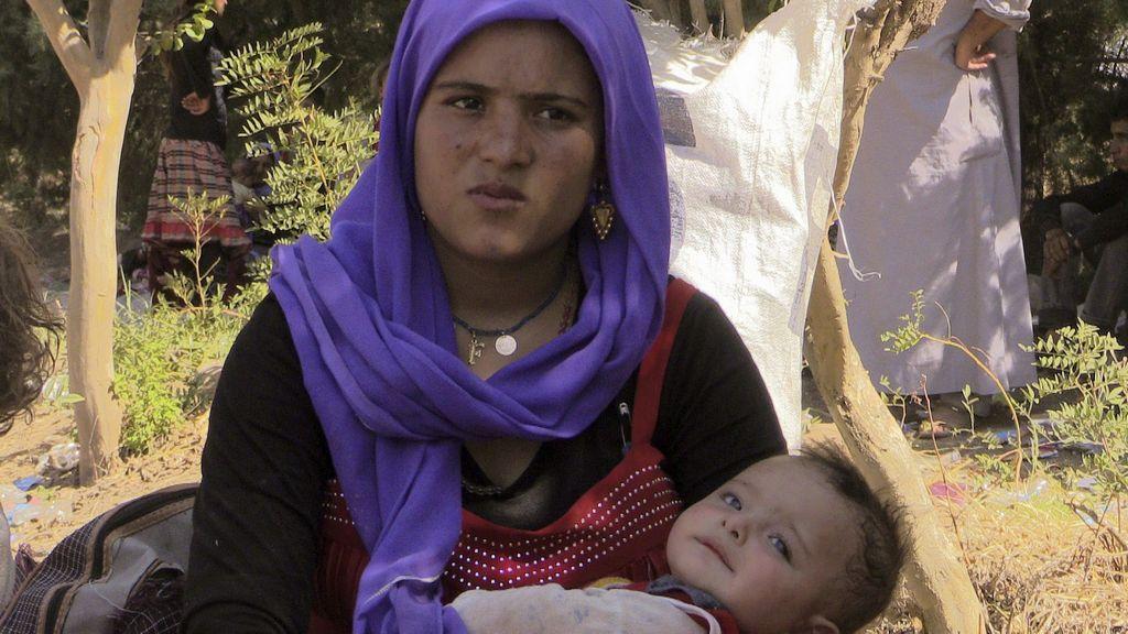 EEUU refuerza tareas humanitarias en Irak