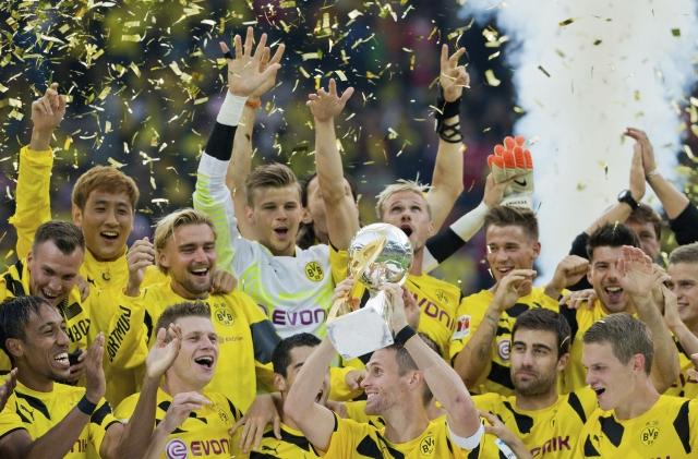 Borussia  deja al Bayern sin la Super Copa