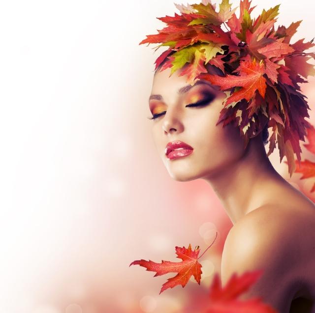 Maquillaje para el  otoño