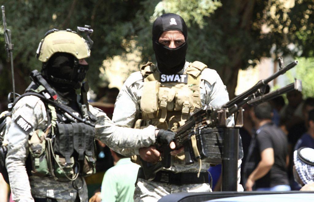 EEUU lanza nuevos ataques cerca de Erbil, en Irak