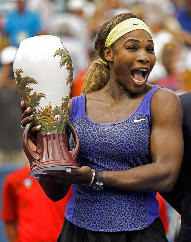 Cincinnati sí es para Serena