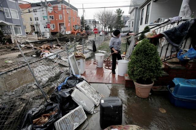 Nueva York se pone a prueba de tormentas