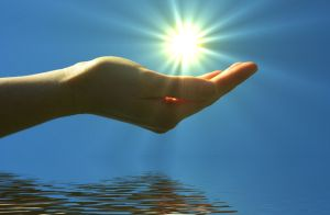 ¿Luz solar para filtrar el agua?