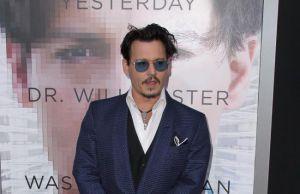 Johnny Depp guía a su hija Lily Rose en el mundo del cine