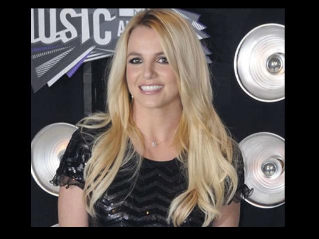 Britney Spears demuestra sus dotes de imitadora