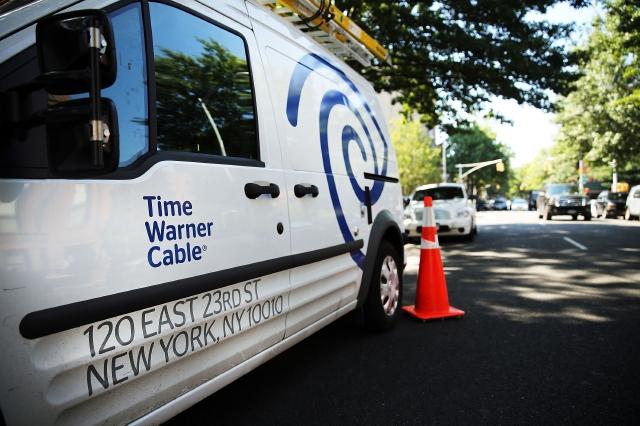 Un fallo deja sin servicio el cable de Time Warner