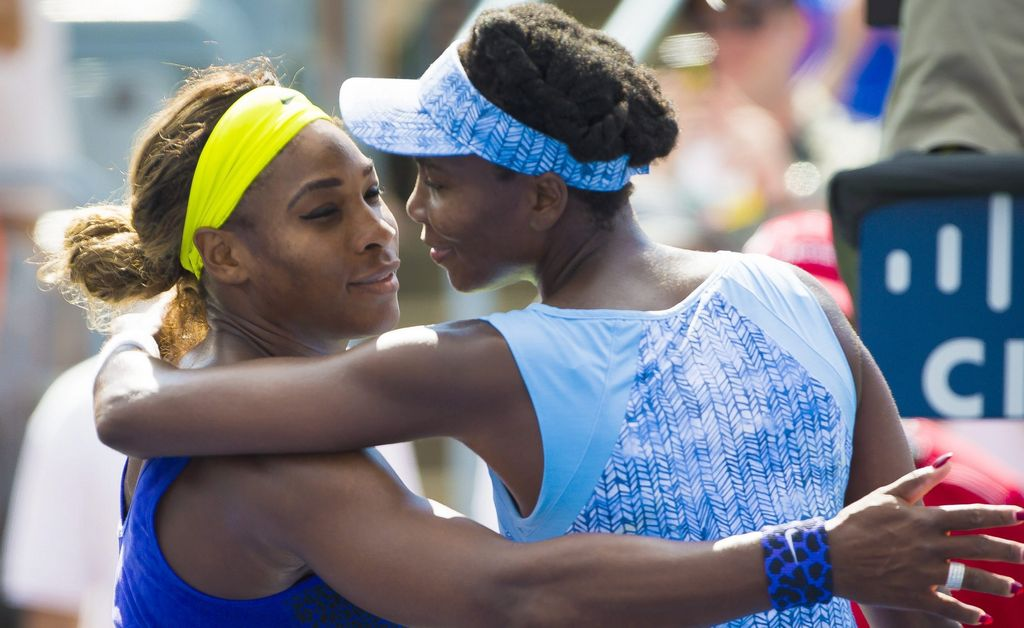 Las Williams pasan a cuartos del 'dobles' en el US Open