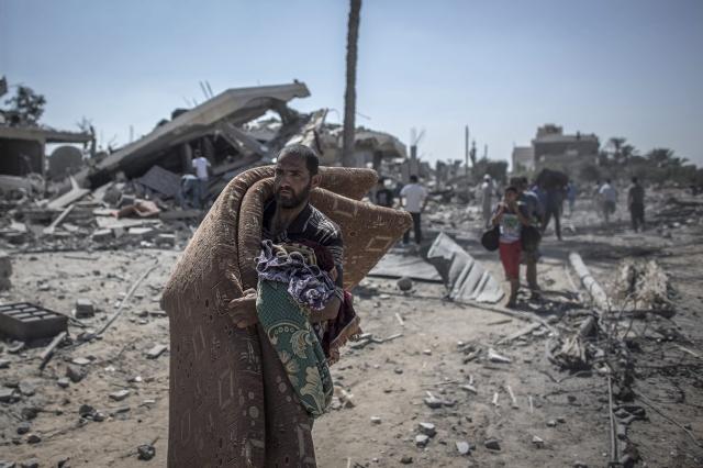 Israel deja destrucción sin precedentes en Gaza, afirma ONU
