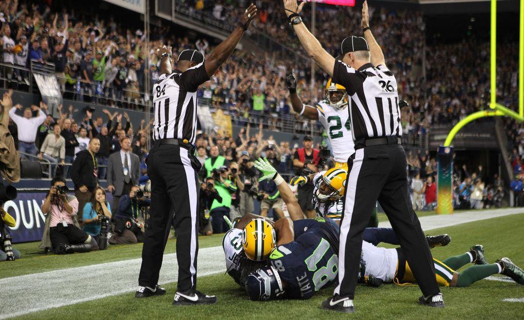 Arranca la NFL con el recuerdo del 'Ave María' de los Seahawks