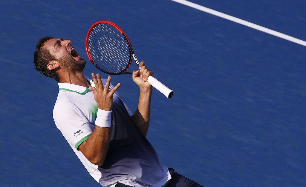 Cilic vence a Berdych y se mete a semifinales del U.S. Open