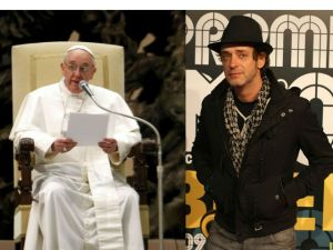 La emotiva carta del papa Francisco a la madre de Cerati