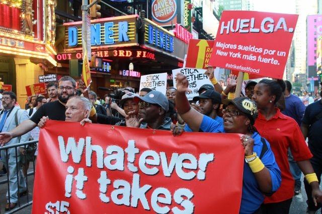 Vienen más protestas y marchas