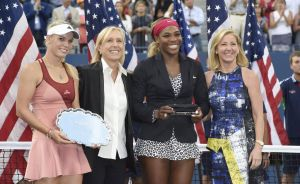 "Serena Williams, 18 veces ""grande"""