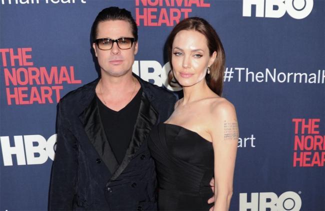 Brad Pitt y Angelina Jolie aprenden defensa personal