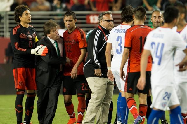 Solo faltaron los goles entre México y Chile