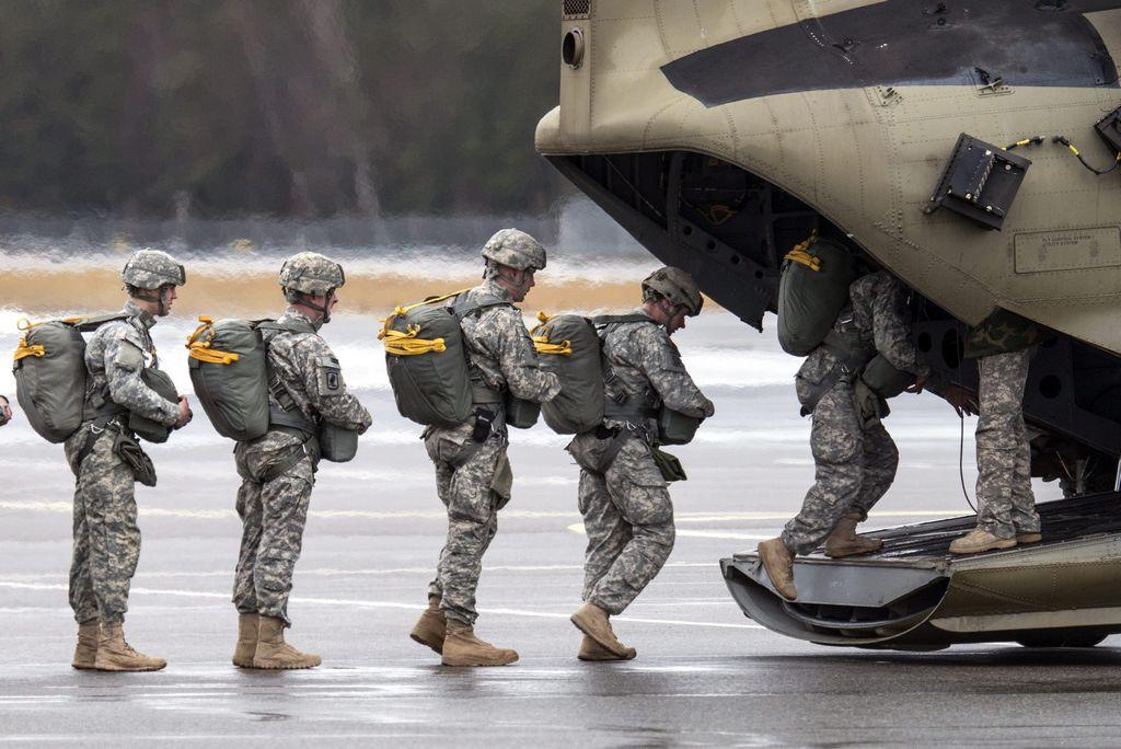 EEUU extiende ataques contra ISIS en Irak