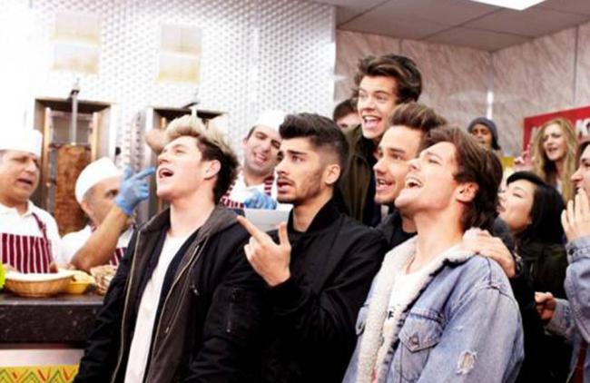 One Direction sacará nuevo disco en noviembre