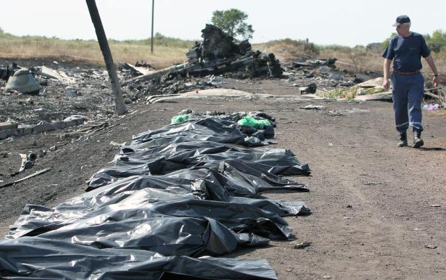 Vuelo MH17 fue derribado en Ucrania, revela informe preliminar
