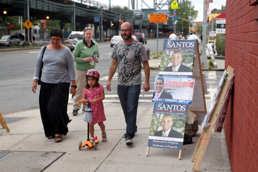Poder latino sin cambios tras elecciones primarias en NY