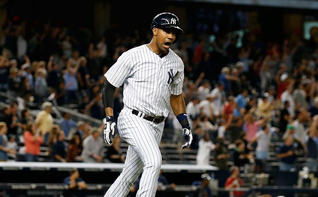 Yankees dejan tendidos a Rays