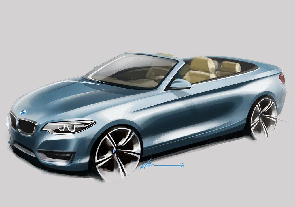 BMW presentará la serie 2 en el Auto Show de París