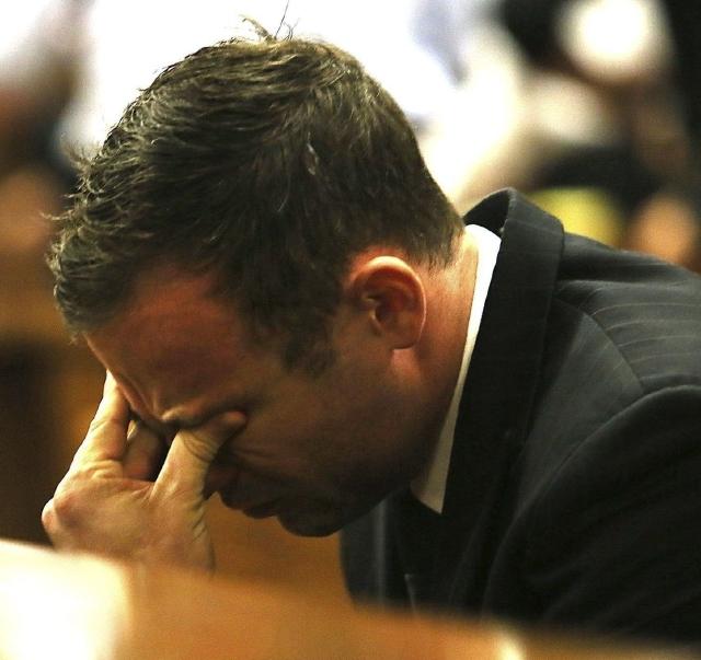En un mes le dictarán  pena a Pistorius