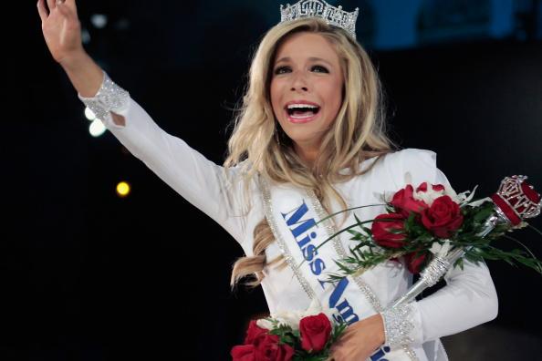 ¿Está bonita o no? Kira Kazantsev, nueva Miss America 2015