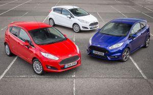 Ford lidera ventas crecientes de autos en Europa