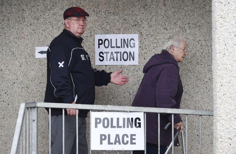 Escocia comienza referendo sobre independencia