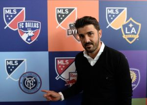 David Villa parte de cero en el NYCFC