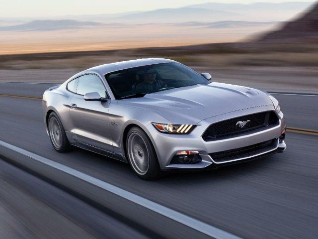 Nuevo Mustang espera atraer a compradores jóvenes